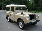 1981 Land Rover Series III