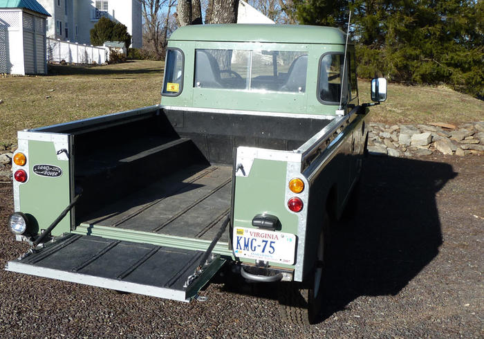1973 Land Rover Series III (259023238) : Registry : The