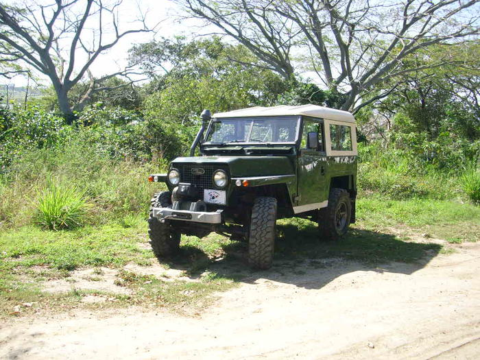 1969 Land Rover Series Iia 23601081a Registry The