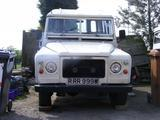1980 Land Rover Stage One V8 White Terry Gogerty