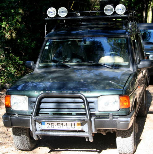 1998 Land Rover Discovery (2651LU) : Registry : The Landy