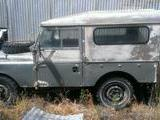 1957 Land Rover Series I Green Rob C
