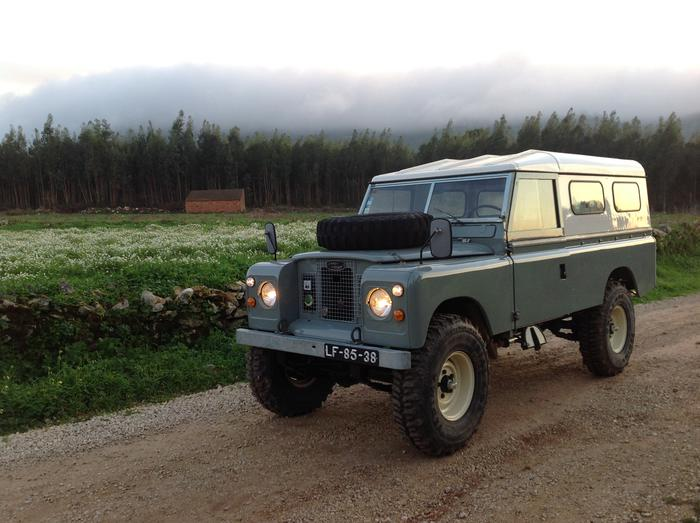 1970 Land Rover Series Iia  22300023g    Registry   The