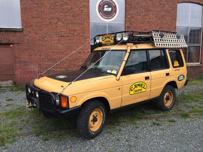 1993 Land Rover Discovery Salljgmf8ja032943 Registry