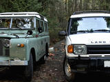 1996 Land Rover Discovery Series I