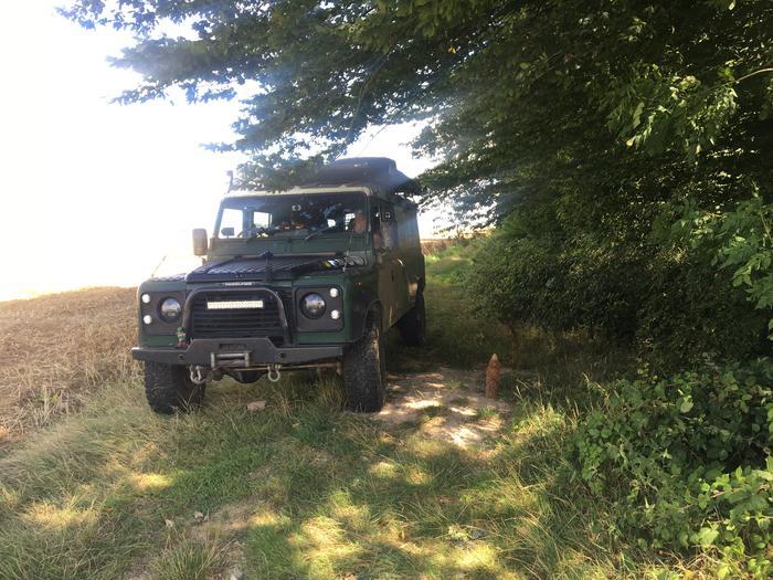 1986 Land Rover 127  Salldhac7aaxxxxxx    Registry   The