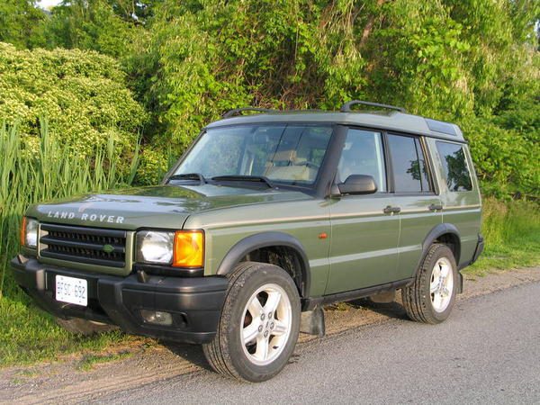 2000 Land Rover Discovery Salty1242ya Registry The